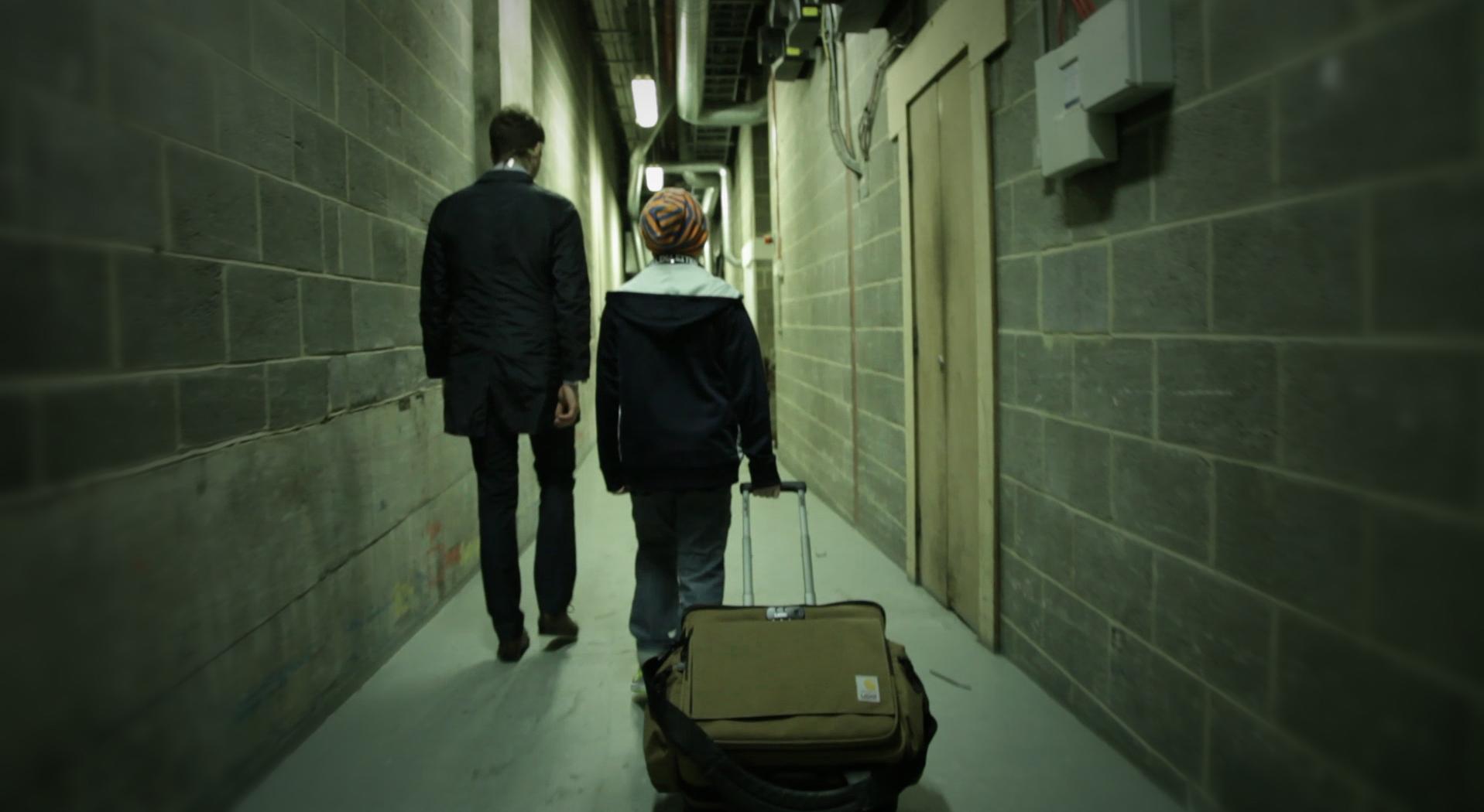 Felix Leiter Drop The Bass music video