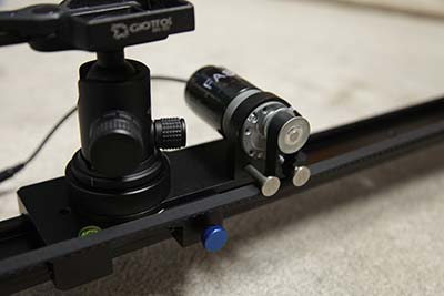Revolve Camera RAM Motorized Dolly and Slider Review