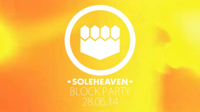 Soleheaven Block Party 2014