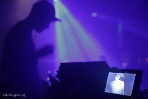 dj and vj screen